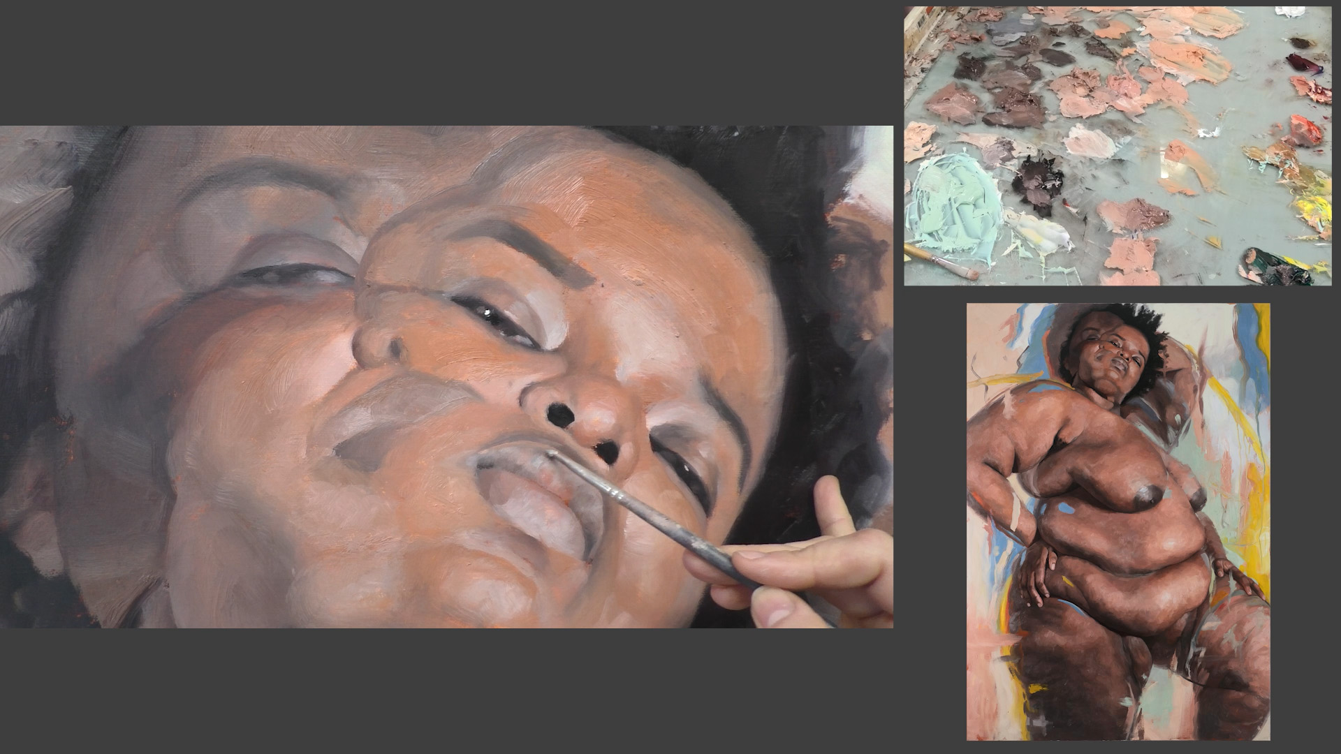 oil painting lessons online