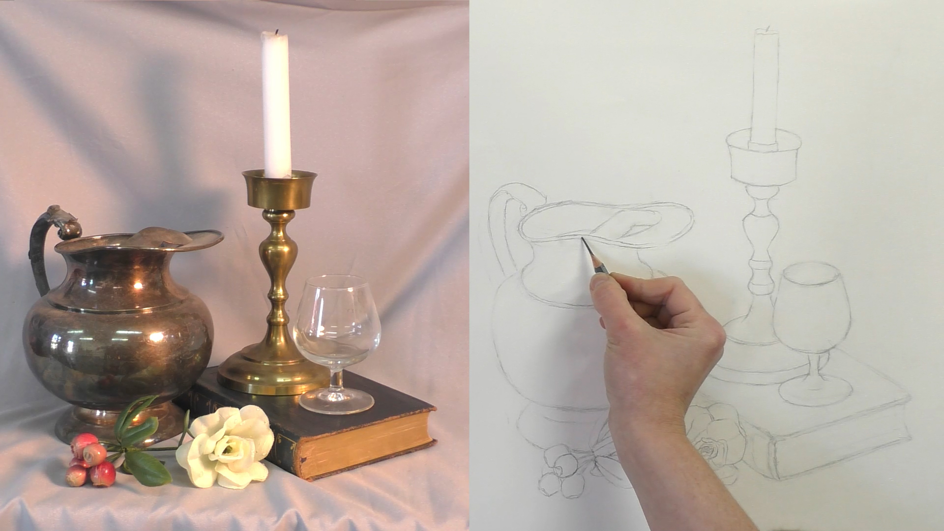 online drawing lessons